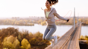 Benefits of Skipping Rope in Hindi